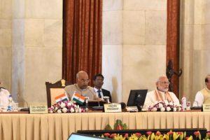 President Kovind addresses Governors, Lt Governors at Rashtrapati Bhavan