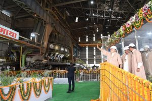 PM Modi dedicates modernised, expanded Bhilai Steel Plant to nation