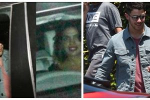 Priyanka Chopra, Nick Jonas 'secretly' arrive in Mumbai | See pictures