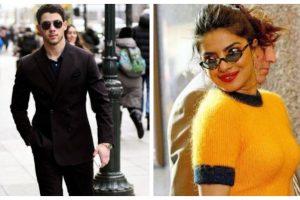 Priyanka Chopra shares fleeting glimpse of her favorite men; Nick Jonas is that you?