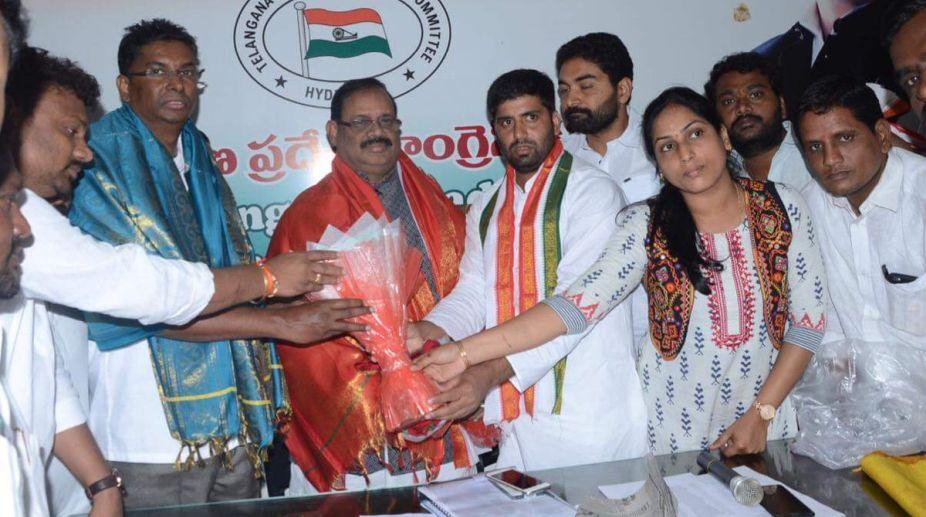 RC Khuntia, Congress, AICC secretary, K Chandrasekhar Rao,