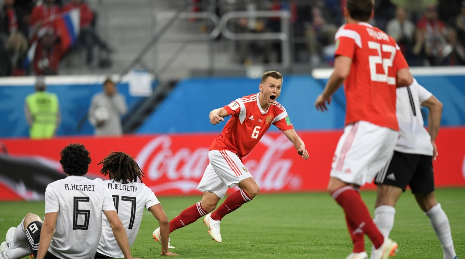 RUSSIA, Egypt, salah, 2018 FIFA World Cup