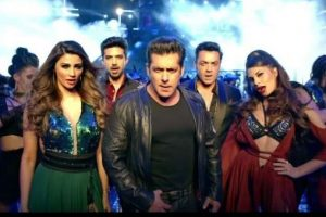 Race 3 cast grooves at Allah Duhai song launch