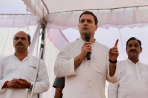 Rahul Gandhi meets Bengal leaders to hear views on way forward for 2019 polls