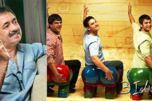 Rajkumar Hirani has 3 Idiots sequel on his mind