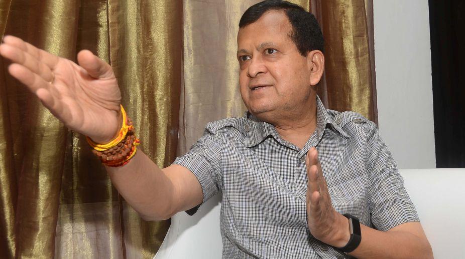 Philanthropist businessman Rakesh Jain