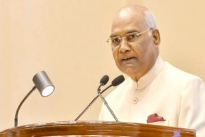 President asks probationary civil servants to ensure India's inclusive growth