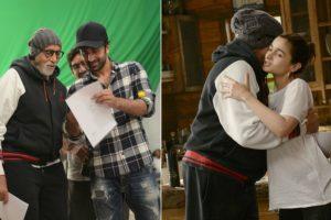 Amitabh Bachchan, Ranbir Kapoor, Alia Bhatt begin the new schedule of Ayan Mukherji's Brahmastra