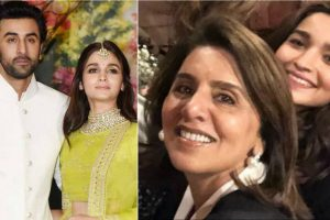 Alia Bhatt to join Ranbir Kapoor in Paris for Neetu Singh's birthday?