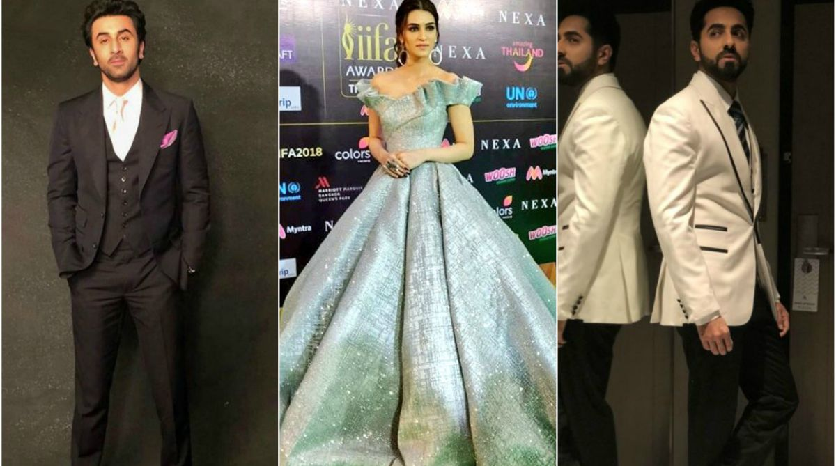 Who was best dressed at IIFA 2018? Take your pick