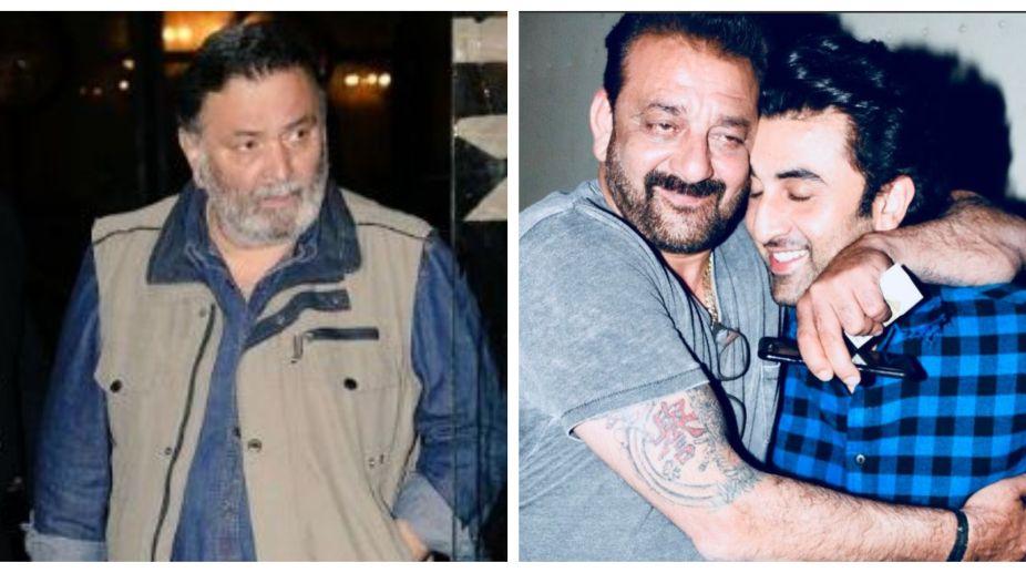 Ranbir Kapoor-Sanjay Dutt