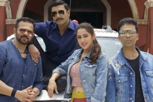Watch | Ranveer Singh, Sara Ali Khan give a sneak peek of Simmba madness