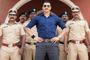 Simmba: Ranveer Singh looks dashing as cop in latest still