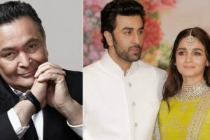 Rishi Kapoor all praise of son Ranbir Kapoor's rumoured girlfriend Alia Bhatt