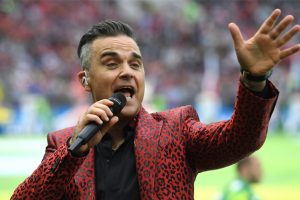 2018 FIFA World Cup | Robbie Williams headlines vibrant opening ceremony