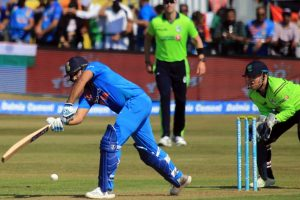 Rohit Sharma feels India vs Ireland tour is good preparation for 'challenging' England tour