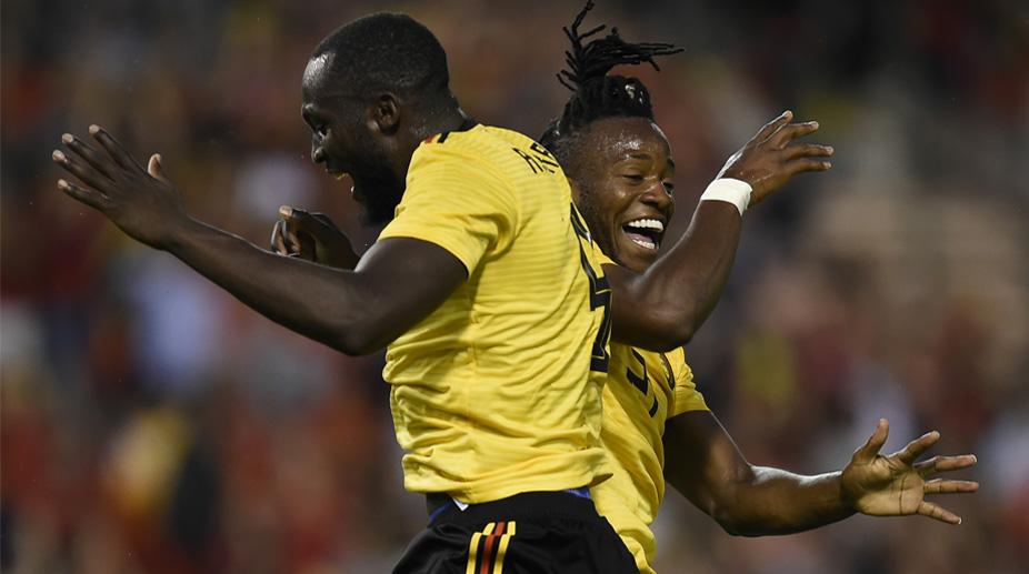 Romelu Lukaku, Michy Batshuayi, Belgium Football, 2018 FIFA World Cup, FIFA World Cup 2018
