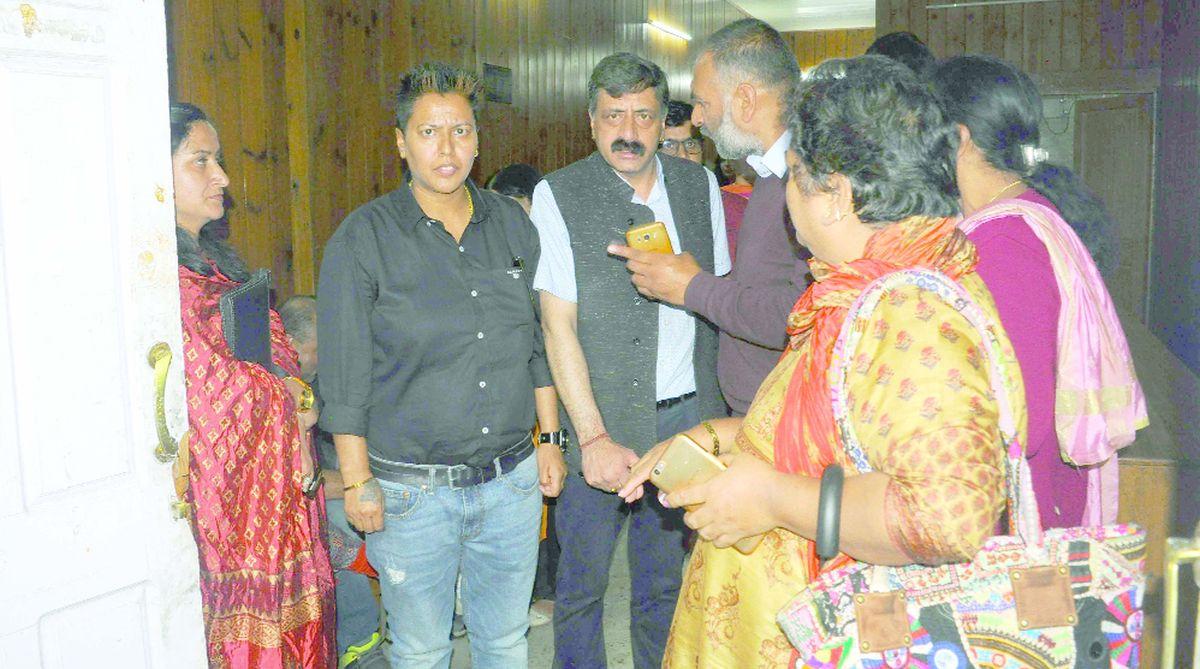 Bharatiya Janata Party, Shimla Municipal Corporation, Rakesh Kumar Sharma, water crisis in shimla