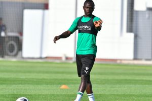 Main man Mane critical to Senegal hopes in Colombia showdown