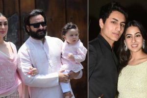 Saif Ali Khan bares his heart about kids Taimur, Sara, Ibrahim