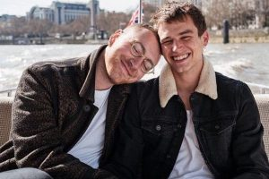 Sam Smith splits from 13 reasons why actor Brandon Flynn, internet is heartbroken