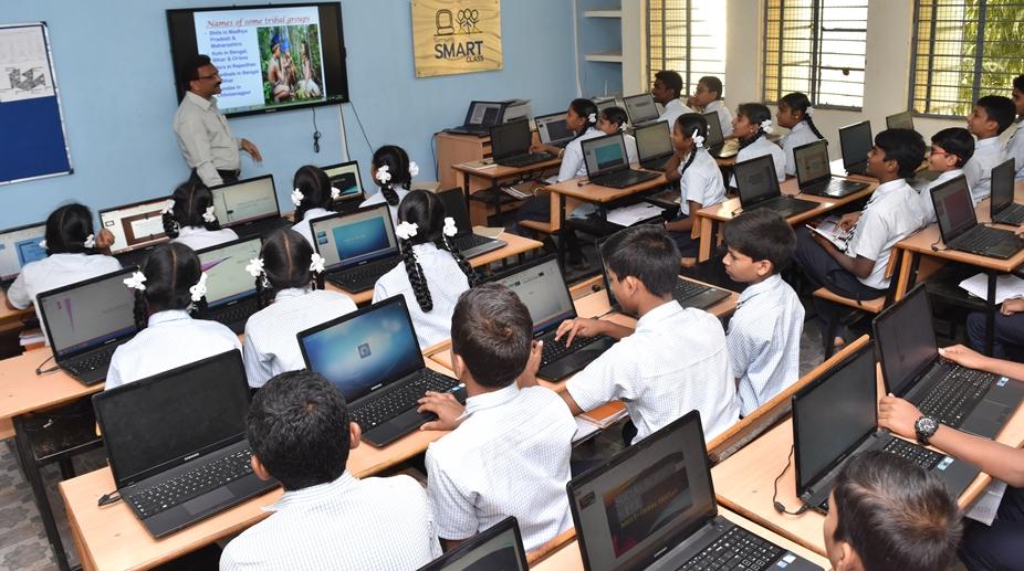 Samsung Smart Class