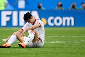 2018 FIFA World Cup | 'Iranian Messi' calm ahead of Spanish storm