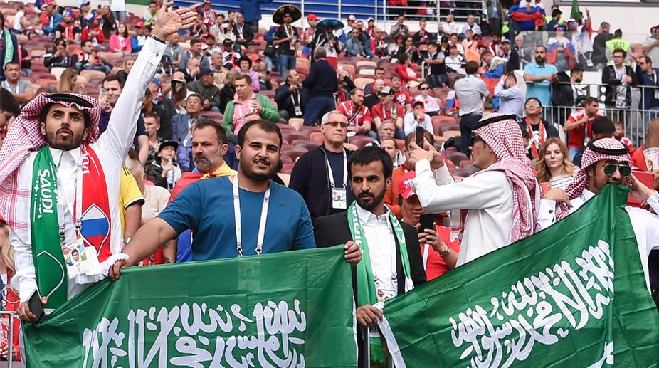 2018 FIFA World Cup, FIFA World Cup 2018, Russia Football, Saudi Arabia Football, Russia vs Saudi Arabia