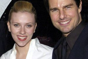 Scarlett Johansson 'auditioned' to date Tom Cruise, actress denies claims