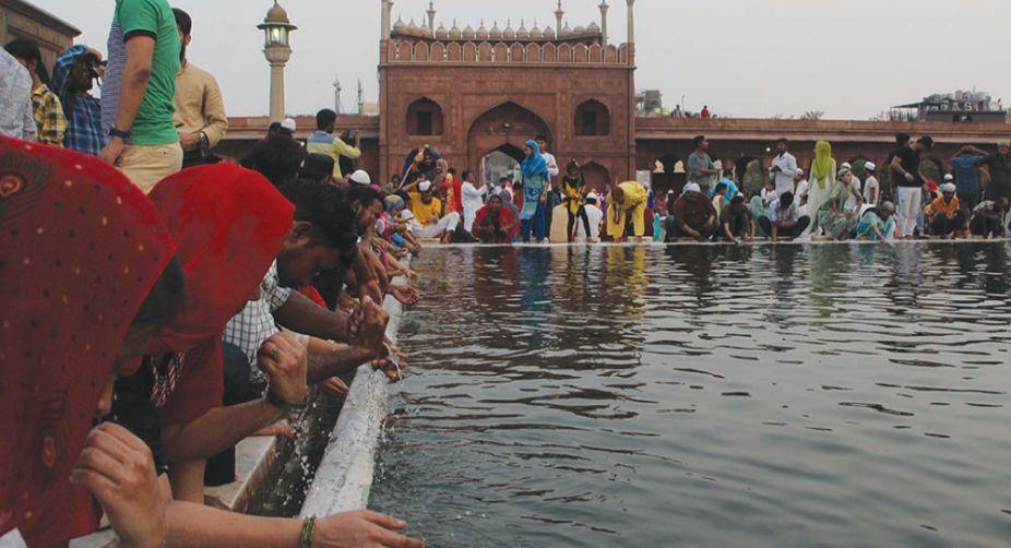 Jama Masjid, sri lanka, sohail hashmi
