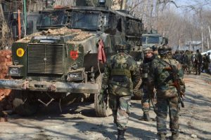 Three Army personnel injured in grenade attack in J-K's Shopian district