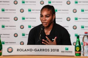 French Open 2018 | Serena Williams withdraws injured before clash with Maria Sharapova