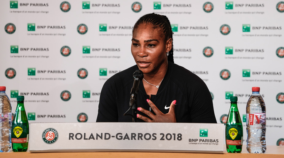 Serena Williams, ATP Tour, French Open 2018, French Open