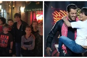 Zero: Orlando kid had 'life-changing' experience with Shah Rukh Khan