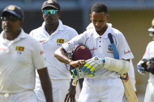 West Indies untroubled in rain-curtailed morning session