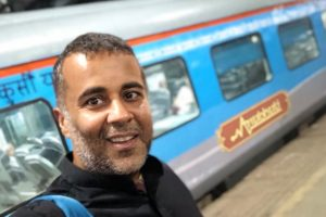 This is why Chetan Bhagat wants us to 'skip the plane, take the train'