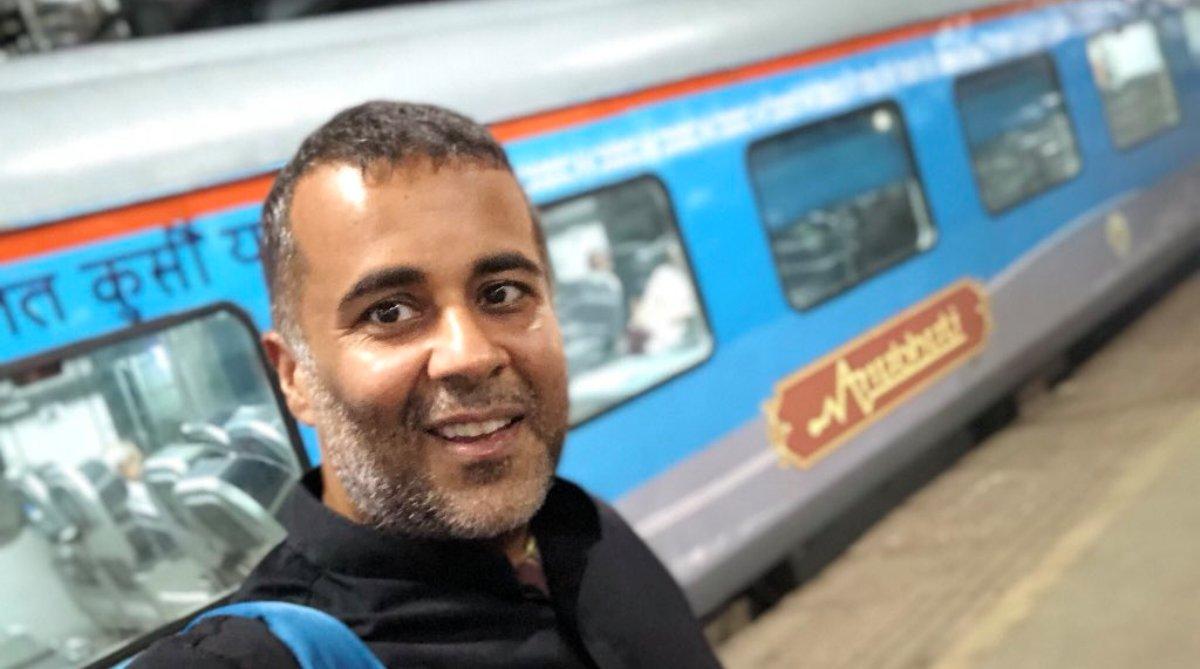 Shatabdi train Chetan Bhagat (3)