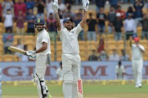 IND vs AFG one-off Test, 2nd Day | India bowled out for 474 in the first innings