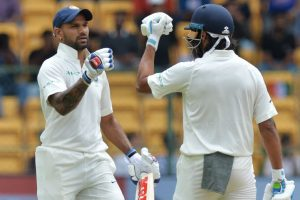 IND vs AFG, one-off Test: India 347 for 6 at end of Day 1