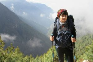 Girls can do anything, proves Indian teen who climbed Everest