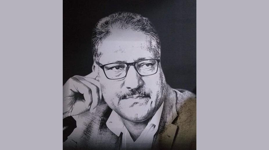 Shujaat Bukhari Rising Kashmir