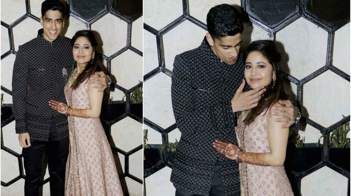 In Pictures: Pre-wedding bash of Shweta Tripathi and Chaitanya Sharma