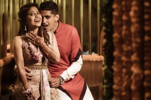 Dreamy ring ceremony of Shweta Tripathi, Chaitanya Sharma; see pictures