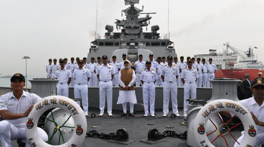 Singapore Changi Naval Base
