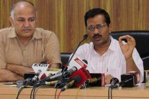 Kejriwal questions L-G over 'selective' implementation of SC order