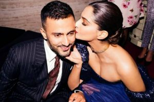 PDA alert: Sonam Kapoor receives heartwarming birthday wish from Anand Ahuja