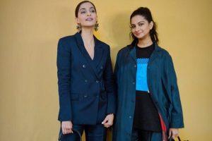 Sisters Sonam Kapoor, Rhea Kapoor setting fashion goals