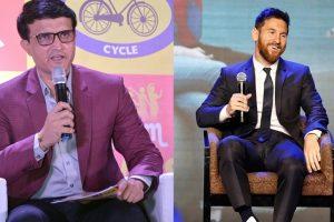 2018 FIFA World Cup | Sourav Ganguly hopeful of 'Messi Magic'