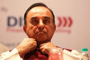 Govt dissociates itself from Subramanian Swamy's remarks on Maldives