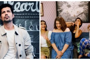 Veeres turn dancing and styling gurus for Sumeet Vyas